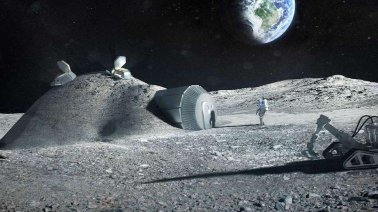 Незабаром на Місяць відправлять надувний житловий модуль