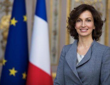 Головою ЮНЕСКО стала французька красуня