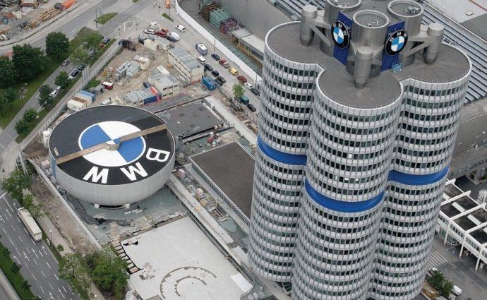 Єврокомісія обшукала завод BMW за підозрою у картельній змові