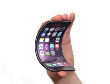 Apple розробляє гнучкий iPhone