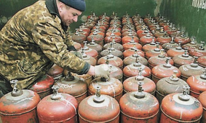 СБУ викрила газові підприємства на несплаті 1,3 мільярда податків
