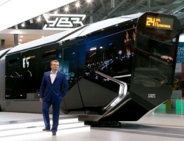 Російський трамвай  R1 не вийде в серійне виробництво: провал промислового дизайну