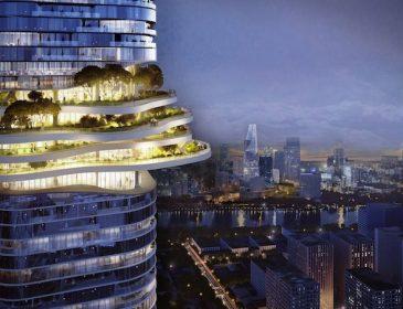 У В'єтнамі побудують 333-метровий хмарочос: дизайн вражає