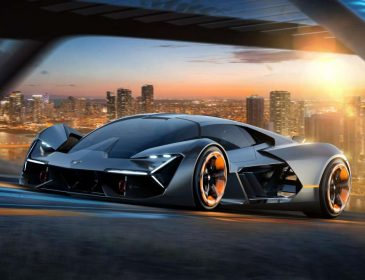Не відірвати очей: дизайн Lamborghini Terzo Millennio вражає
