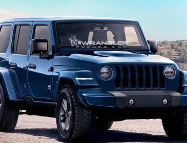 Новий дизайн Jeep не залишить вас байдужими