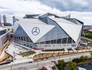Найекологічніший стадіон побудували у США