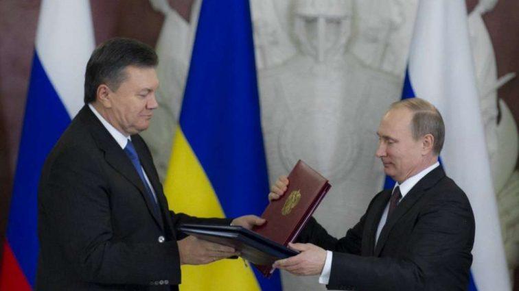 """Суд Лондона відклав рішення щодо """"боргу Януковича"""""""