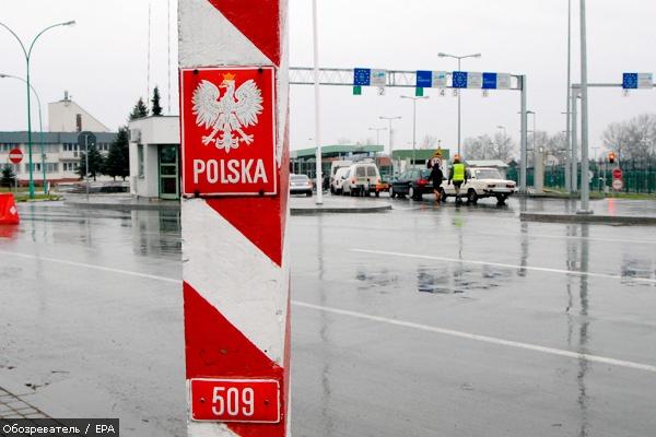 Протест українців: що відбувається на кордоні з Польщею