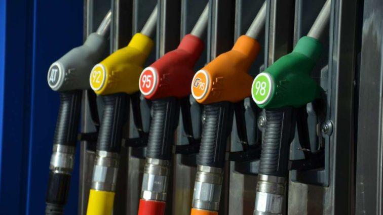 Актуальні ціни на пальне: скільки зараз коштує заправити авто на АЗС?