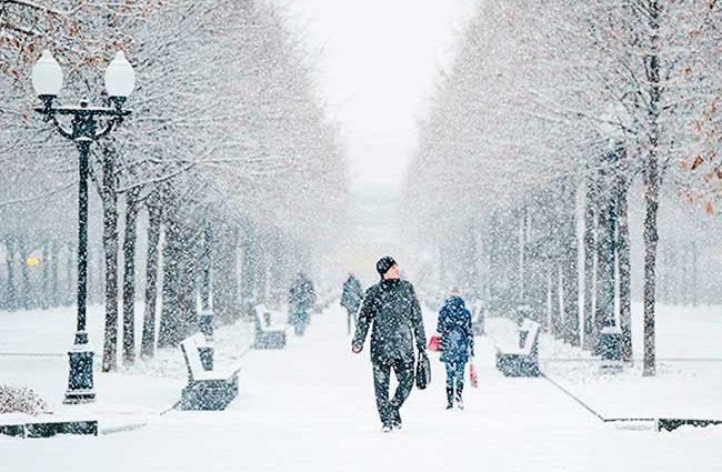"""Зима повертається: дізнайтеся, який """"сюрприз"""" готує погода українцям"""