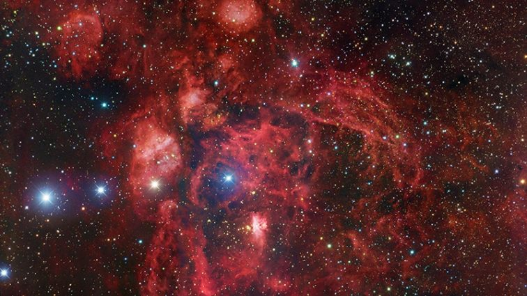 Асторономи показали Колиску зірок і Сонце в ультрафіолеті