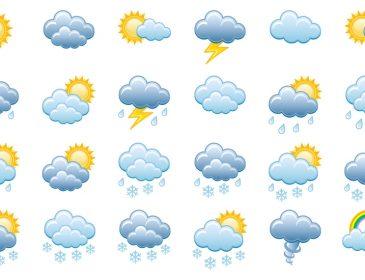 Прогноз погоди на 23 травня