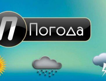 Прогноз погоди в Україні на 22 травня
