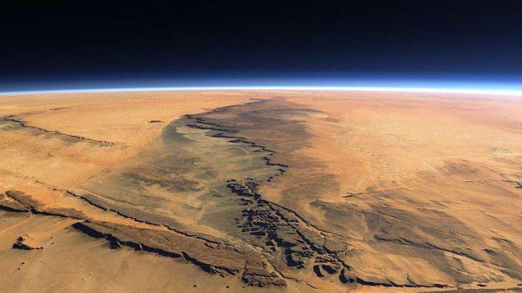Марс шокує новими знахідками науковців