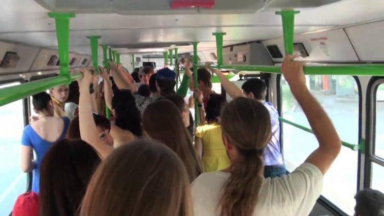 Маршрутки без місць для сидіння: У Львові запропонували нововведення для громадського транспорту