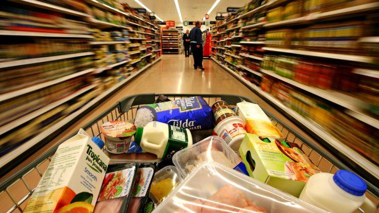 На скільки виросли ціни на продукти за останній рік?