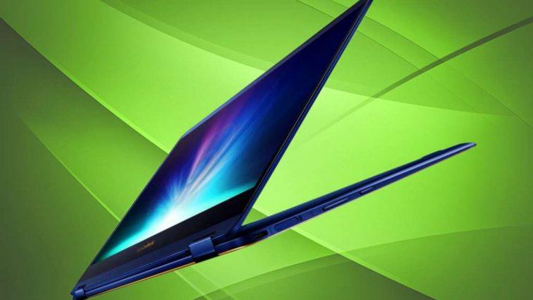 Новинка від Asus: Оригінальний ноутбук з двома сенсорними екранами