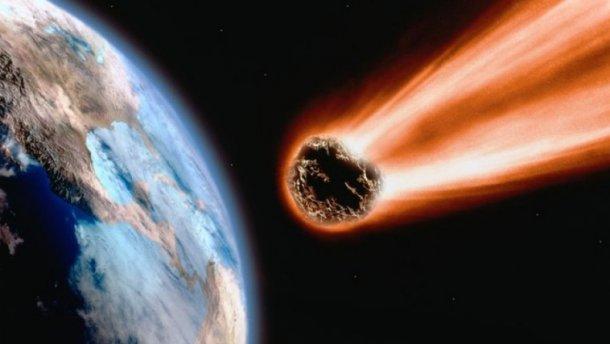 Величезний астероїд вибухнув над Африкою. NASA коментує цю ситуацію