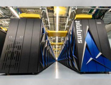 Призначений для функціонування штучного інтелекту: У США створили найшвидший в світі суперкомп'ютер