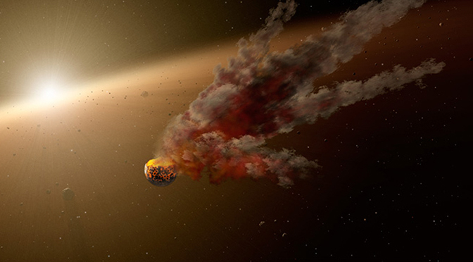 Нова планетарна катастрофа: дізнайтесь подробиці