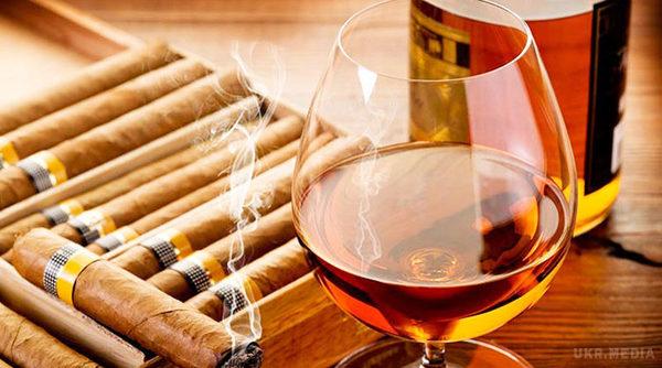 Україна – лідер по продажу алкоголю та сигарет