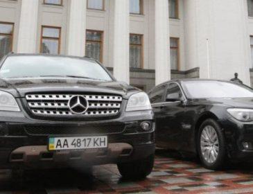 """Як українським депутатам вдається """"купувати"""" люксові автомобілі по 50 тисяч гривень"""