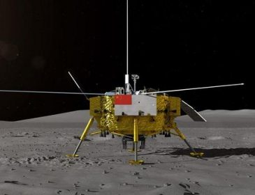 У Китаї створили місяцехід для підкорення зворотного боку Місяця