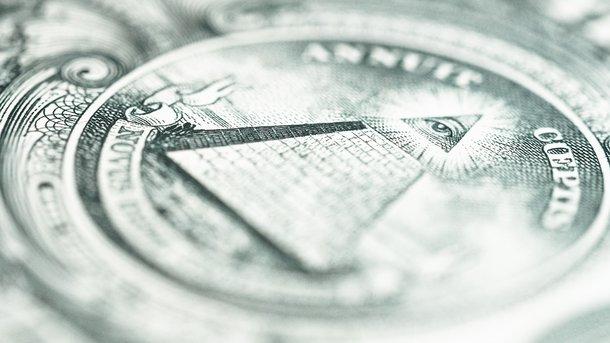 В Україні трохи впав курс долара після вихідних