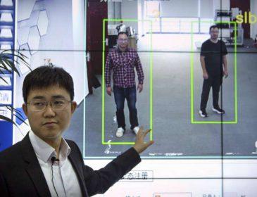 У Китаї створили технологію більш, ніж за 14,5 млн. $, що розпізнає людей по ході