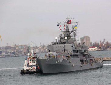 Кораблі РФ біля Одеси перешкоджали спільним морським навчанням США та України