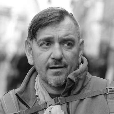 Помер український блогер і військовий парамедик