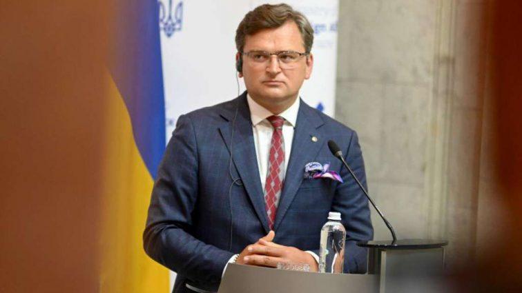 """Кулеба закликав запобігти перетворенню Чорного моря на """"внутрішнє озерце"""" Росії"""