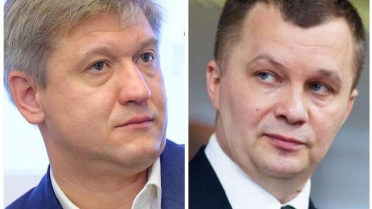 """Спочатку друзі, потім вороги! Данилюк наніс удар Милованову в обличчя. """"Неадекватний!"""""""